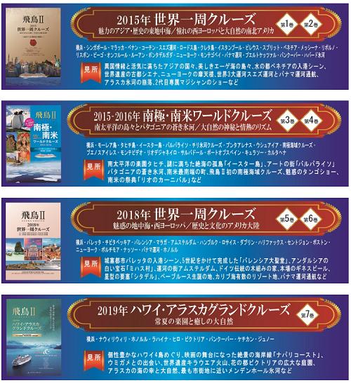 世界の船旅net