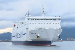 #396津軽海峡フェリー船体