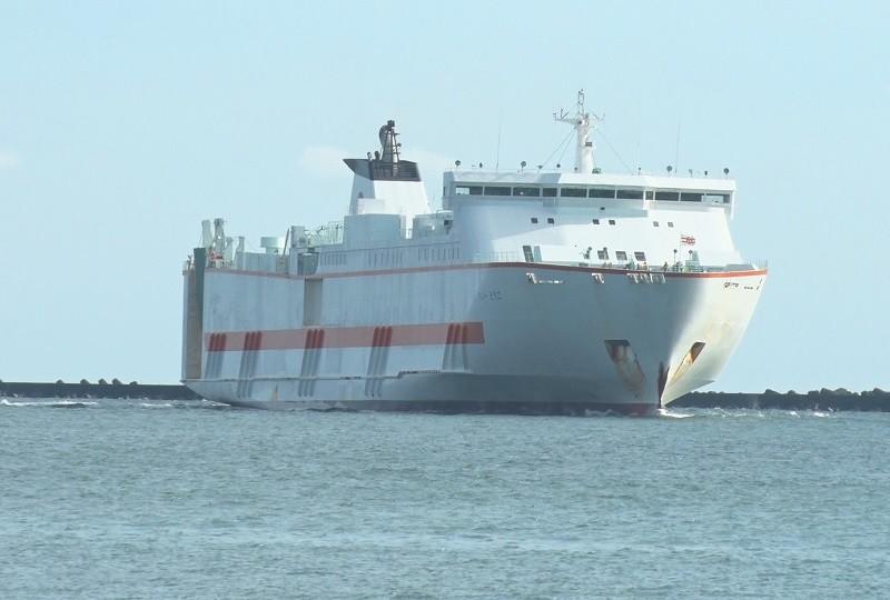#401オーシャン東九フェリー船体3